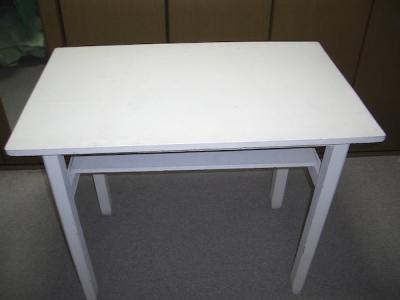 思い出のテーブル1