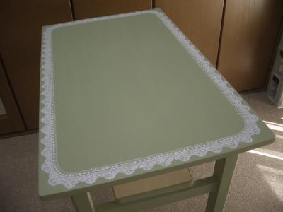 テーブルアフター