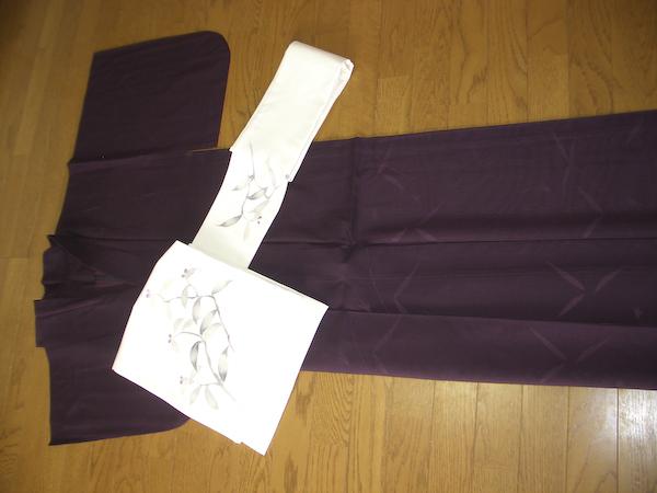 紗(紫)1