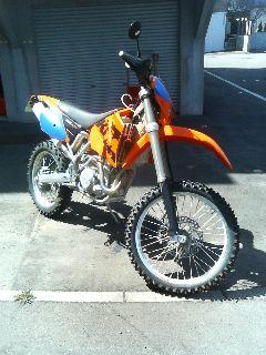 KTM250-EXT