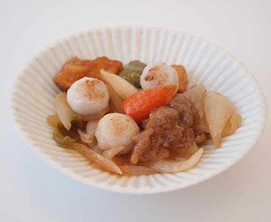 れんこん レシピ メニュー 献立 酢豚