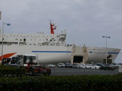 商船三井フェリー大洗ターミナル