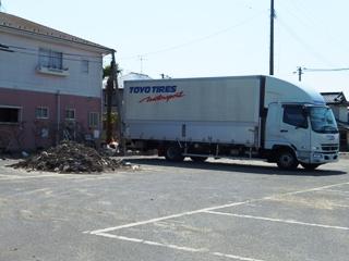 ガレーキ駐車