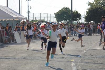 緒川新田区民体育祭