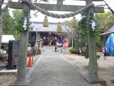 石浜(稲荷神社)