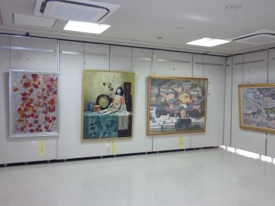 東浦町美術展