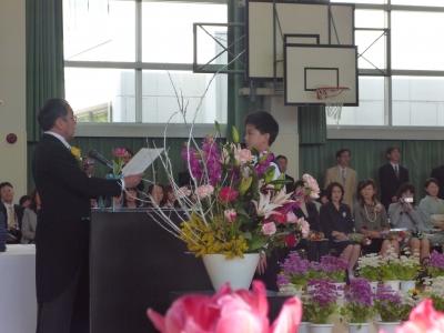 卯ノ里小卒業式