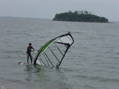 浜名湖の一日