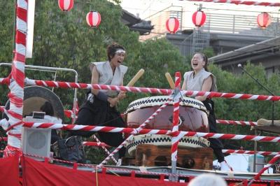 葵の荘盆踊り