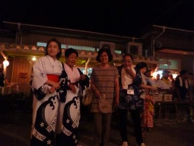 新田盆踊り