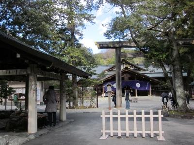 伊瀬神宮初詣