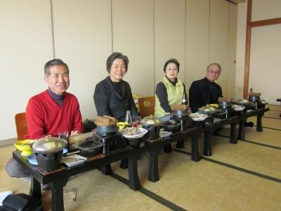 姫街道をつくる会の役員会が美浜町小野浦館で開かれました
