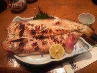 海鮮割烹「藪」 甘鯛