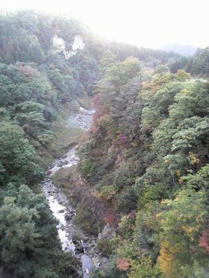 秋田県湯沢市の風景