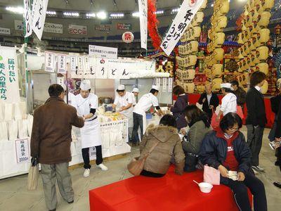 2010ふるさと祭りj東京 開店