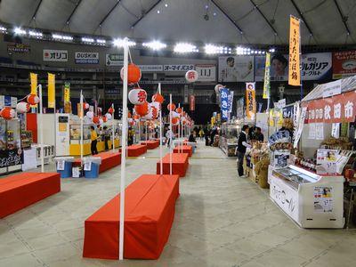 2010ふるさと祭り東京 開店2