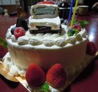 金沢小町 ケーキ