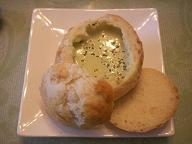 パンのキャベツスープ