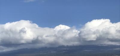2020元旦富士山