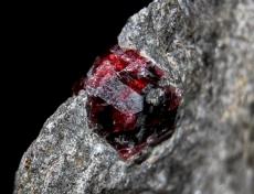 鉄礬柘榴石