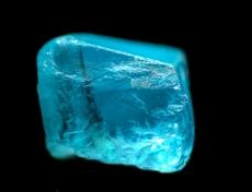 青の燐灰石