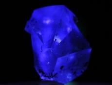 蛍石(イングランド)・蛍光