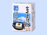 富士山の清流豆腐