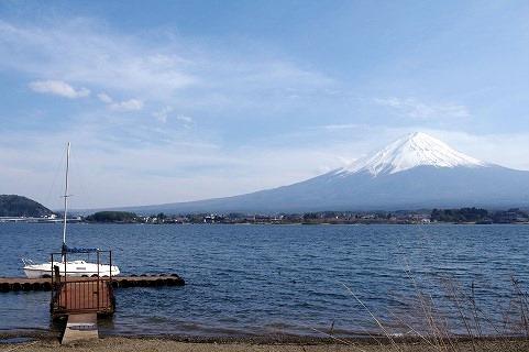 河口湖&富士