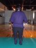 膝立ち姿勢維持2