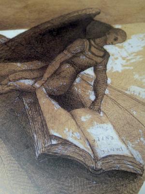 神曲』の解説本 | Stundenbirne