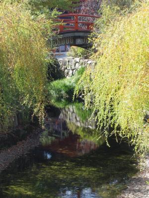 京都 御手洗川 | Stundenbirne