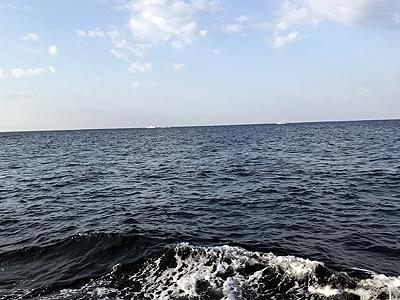 海釣り,強風