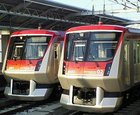 東急新型車両6000系