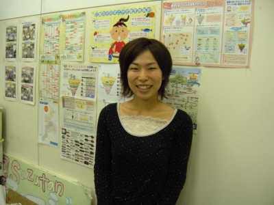 森三恵さん