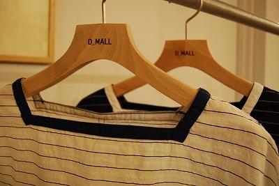 D_MALLで夏支度