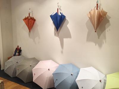 """傘工房 satou"" 雨傘と日傘展"