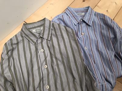色合わせしやすいシャツ