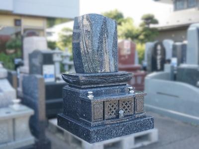 洋型墓碑 平安