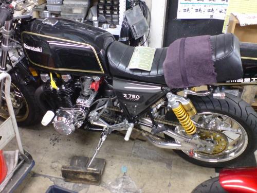 カワサキ 750FX