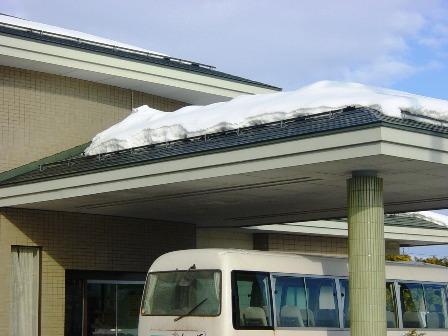 屋根融雪軒先3