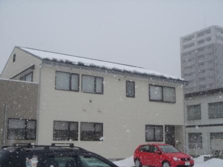 屋根融雪軒先6