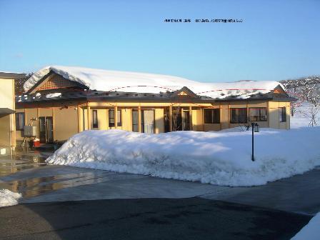 屋根融雪軒先8