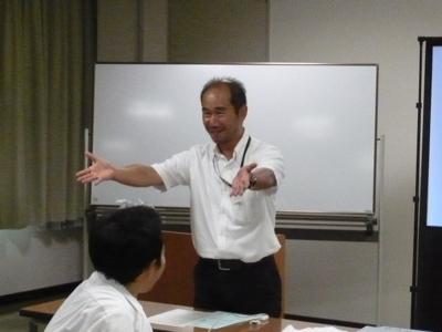 第1回東北青年塾 佐々木潤模擬授業