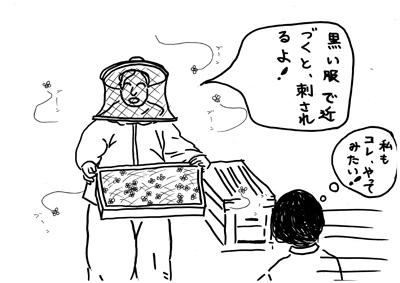 前田養蜂さん