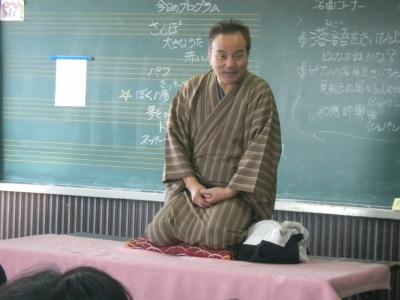 紺野相龍さんの落語