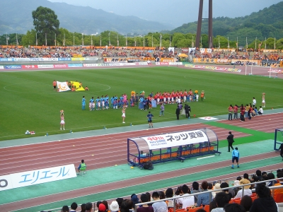 愛媛FC−横浜FC