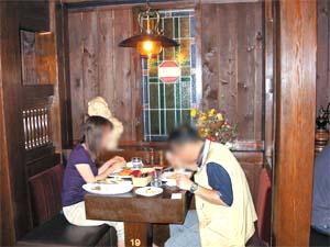 『ハートプランお食事』会の様子のご紹介
