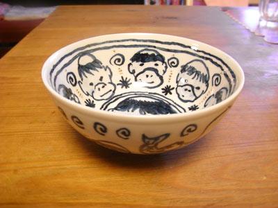 河童堂茶碗