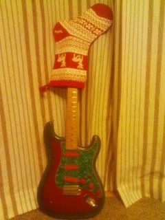 サンタギター