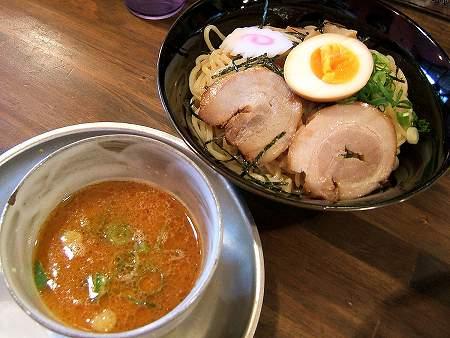 紀州 和歌山らーめん きぶんやのつけ麺